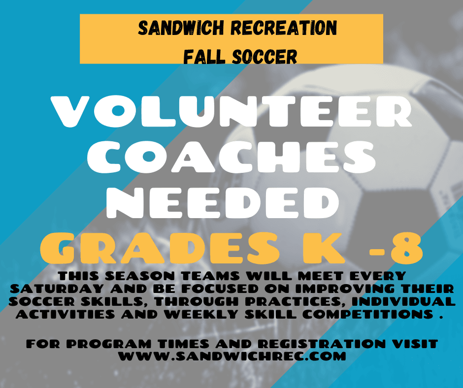 fall soccer coaches 2020